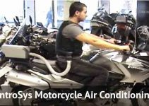 EntroSys Motorcycle Air Conditioning