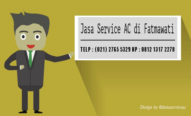 service ac fatmawati