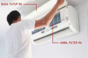 Buka Tutup Indoor AC