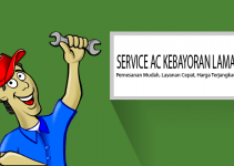 service ac kebayoran lama