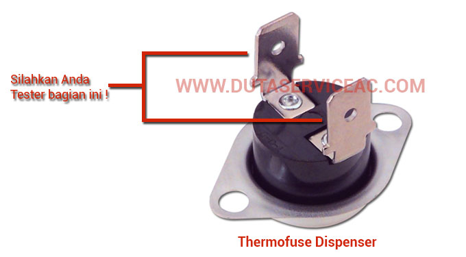 thermofuse dispenser