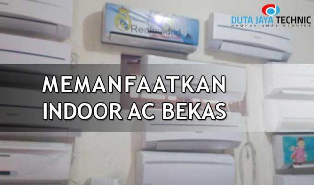 indoor ac bekas