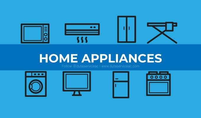 Barang Elektronik yang Harus Ada di Sebuah Rumah