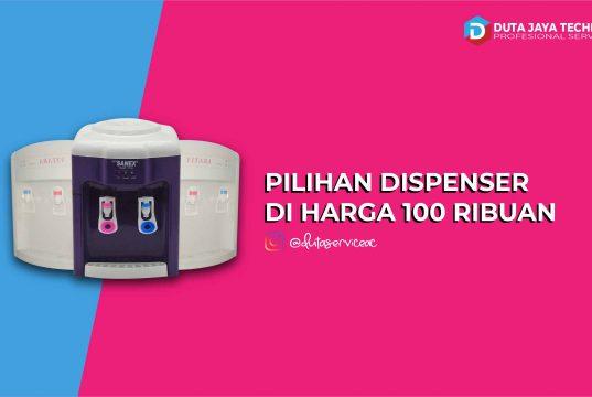pilihan dispenser murah