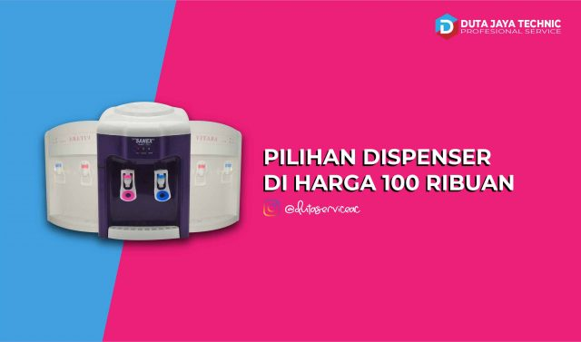pilihan dispenser murah