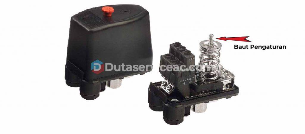 pressure switch jet pump