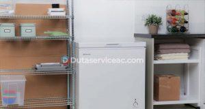 bunyi freezer yang normal