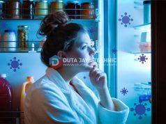 apakah virus corona bisa bertahan di dalam kulkas