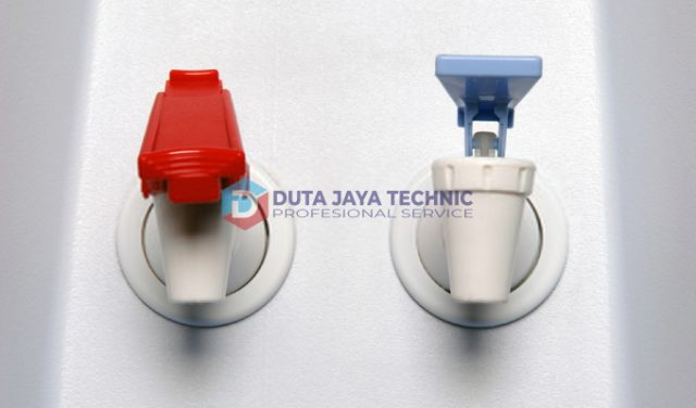 air dispenser panas semua