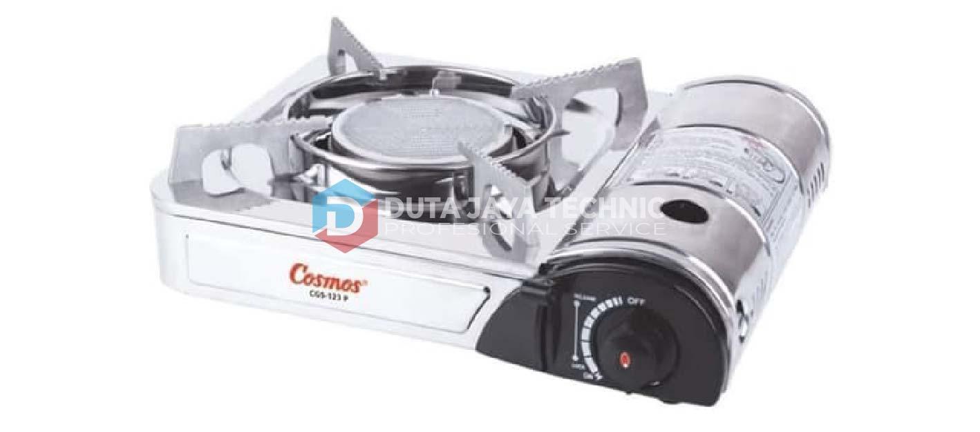 Kompor gas portable profesional Cosmos CGS 123 P