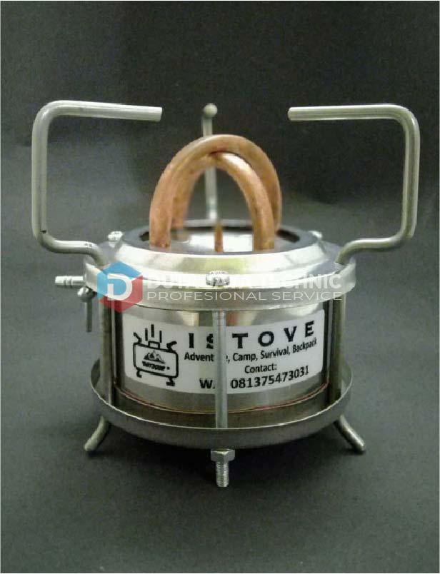 Kompor gas portable PROGAS Grill Pan