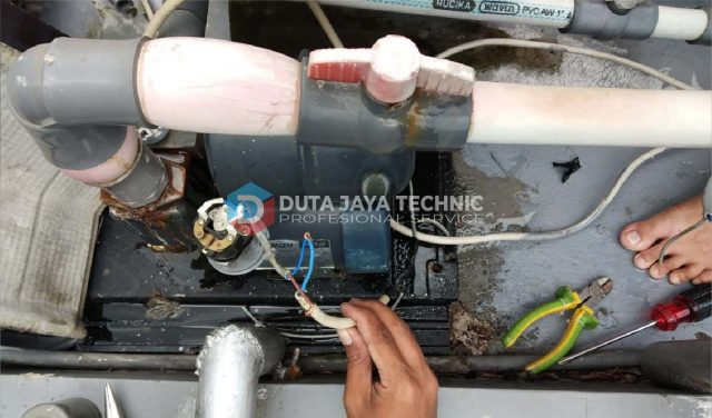 Cara menghemat listrik pompa air