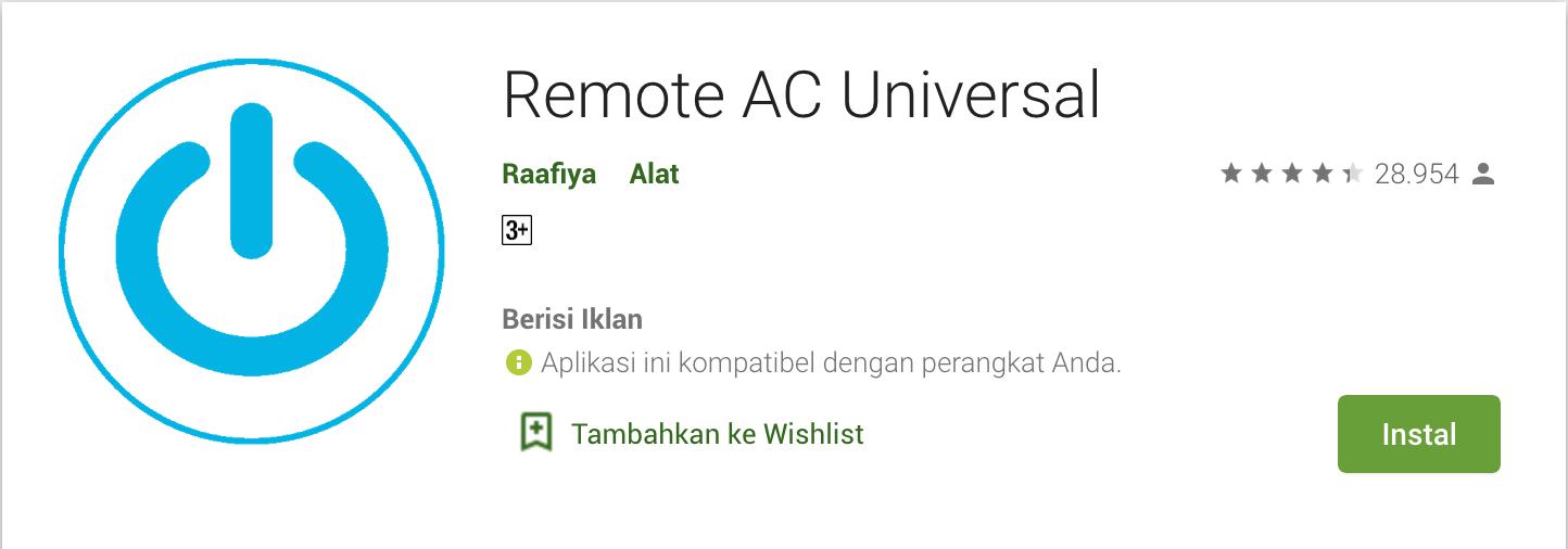 Remote AC Universal
