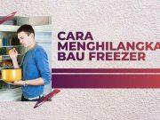 Cara Menghilangkan Bau Freezer