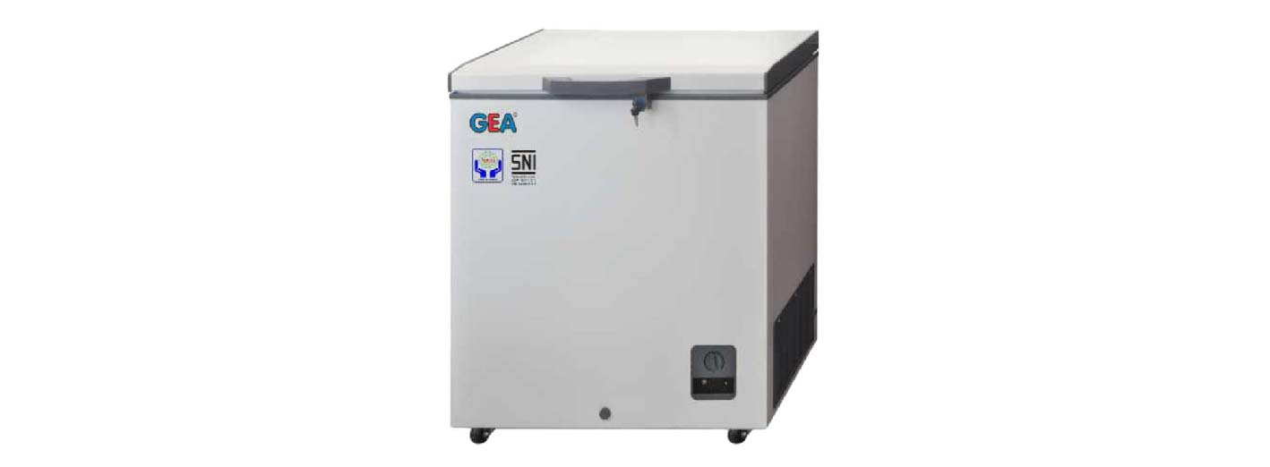 FREEZER GEA CHEST FREEZER AB-106R