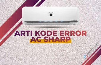 Kode Error AC Sharp