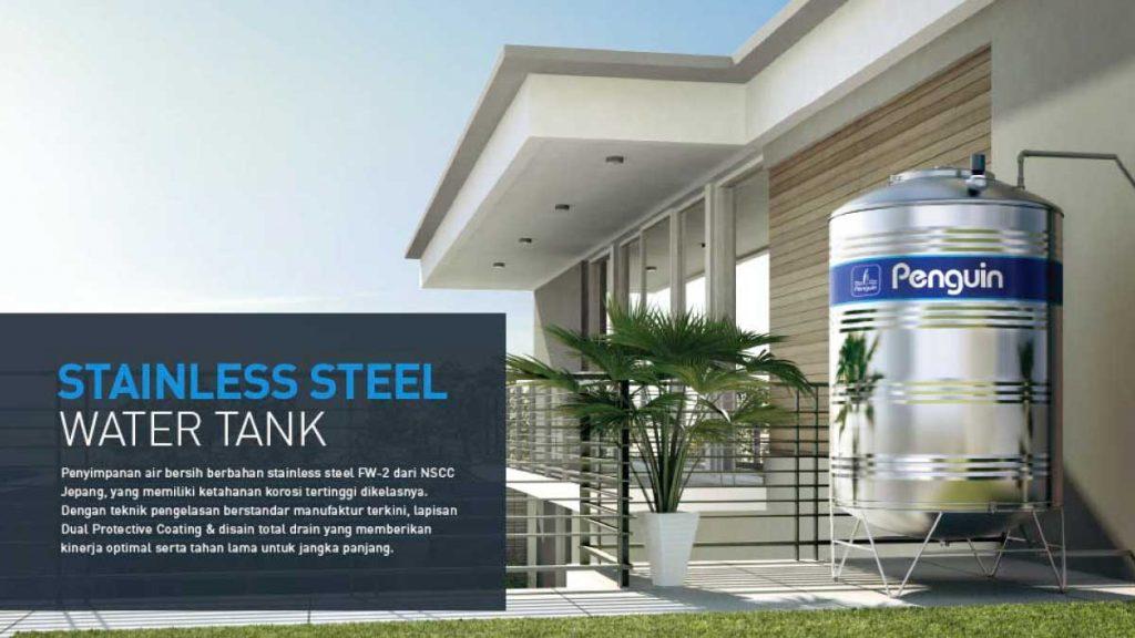 Penguin TBSK 1000 tipe Stainless Steel