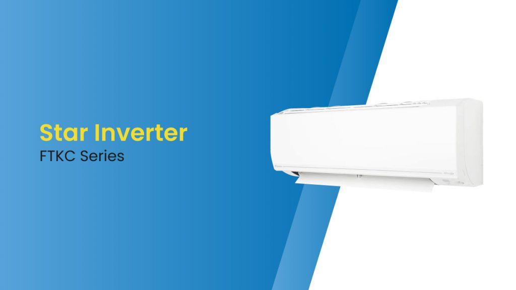 AC Daikin Star Inverter